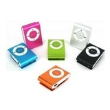 Mini Mp3 player portabil