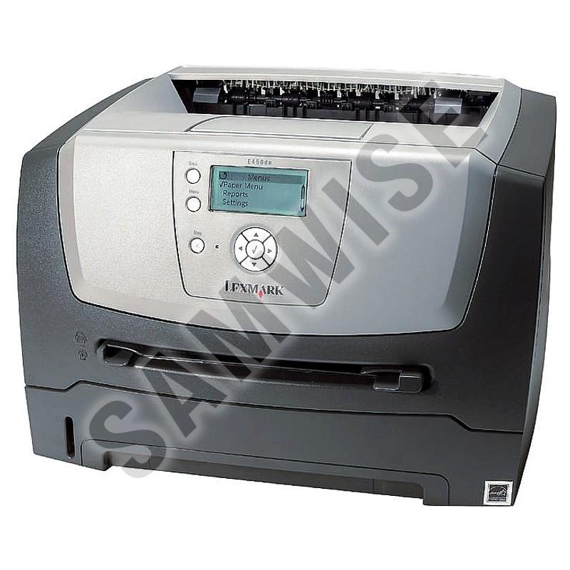 Lexmark E450dn Printer Universal PCL5e Drivers for Windows 7