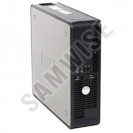 Poze Calculator Dell 380 SFF, Core 2 Duo E8400 3GHz, 4GB DDR3, 160GB, DVD-RW