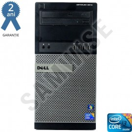 Poze Calculator Dell 9010 MT, Intel Core i3 3220 3.3GHz, 4GB DDR3, 500GB, Video HD Graphics, DVD-ROM