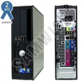 Poze Calculator Incomplet Dell 380 SFF, 2x DDR3, GMA X4500, PCI-Express, SATA2