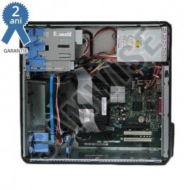 Poze Calculator Incomplet Dell Optiplex 780 DT, Chipset Q45, DDR3, SATA2, PCI-Express x16