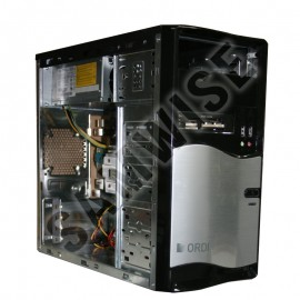Poze Calculator Incomplet ORDI Fujitsu E900, LGA1155, 4x DDR3, DVI, Suporta Procesoare Intel Gen II, Card Reader inclus