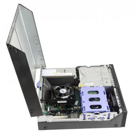Calculator Lenovo M91P SFF, Intel Core i3 2120 3.3GHz, 4GB DDR3, 250GB, DVD