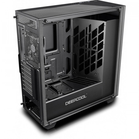 Carcasa Gaming Deepcool Earlkase RGB v2, MiddleTower, USB 3.0, Tempered glass
