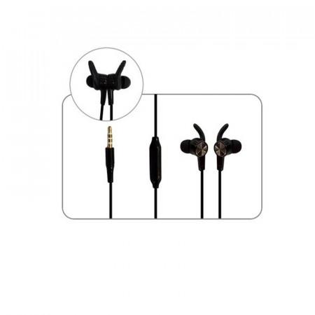 Casti Yookie YK800 cu microfon, in ear, TRRS, diverse culori