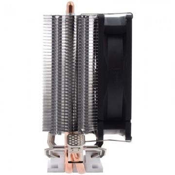 Cooler CPU ID-Cooling SE-902X Blue LED, Ventilator 92mm, Heatpipe-uri Cupru