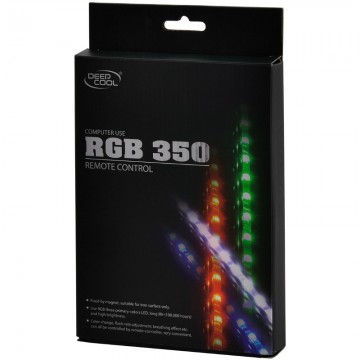 Deepcool RGB 350 LED Lighting Kit, cu telecomanda