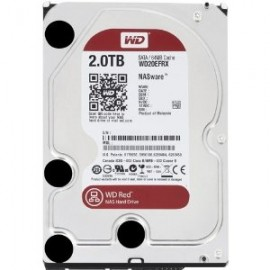 Hard Disk 2TB Western Digital Red WD20EFRX