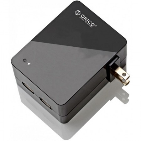 Incarcator retea GSM Orico Universal, 2x USB, 2.1A + 1A
