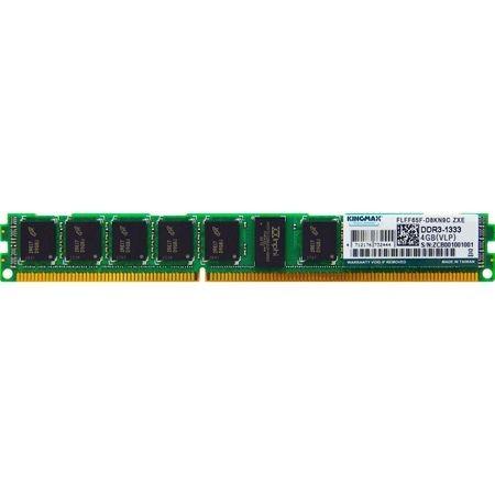 KIT Memorie 8GB DDR3 1333MHz, PC3-10600 Kingmax SLIM