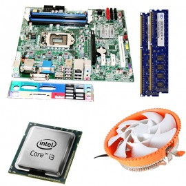 Poze Kit Placa de baza Acer Q67H2-AM, Intel Core i3-2120 3.3GHz, 4GB DDR3, Cooler Segotep Frost Castle 120mm