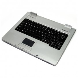 Poze Laptop Toshiba Satellite PRO L20, carcasa completa, fara capac si display, nu are HDD si RAM, complet functional