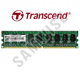 Poze Memorie 2GB Transcend  DDR2, 667MHz, PC2-5300