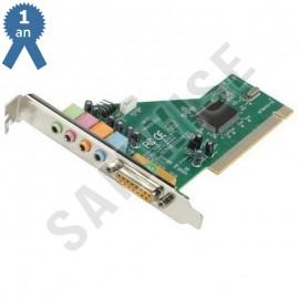 Placa de sunet 5.1 PCI pentru calculator