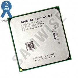 Poze Procesor AMD Athlon X2 5200+ 2.7GHz, Socket AM2, 1MB Cache, 64-Bit
