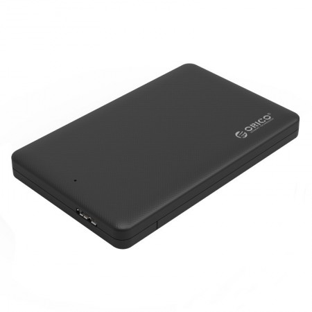 Rack extern Orico 2577U3, USB 3.0, 2.5 inch, SATA, Black