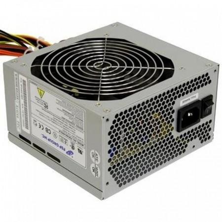 Sursa FSP 500W FSP500-60GHN, 3x SATA, 6x Molex, 1x PCI-EX 6pin, Vent 120mm