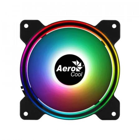 Ventilator Aerocool Saturn 12F DRGB, 120mm, Iluminare LED RGB