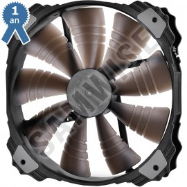 Ventilator Deepcool Xfan 200 Red LED