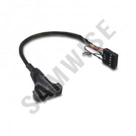 Accesoriu carcasa Inter-Tech Adaptor USB 3.0 la USB 2.0 9-pini