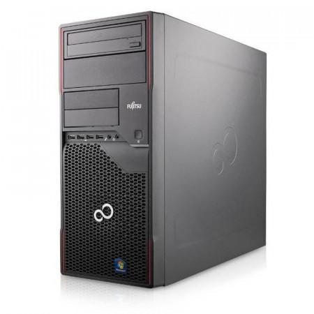 Calculator Fujitsu P710 MT, Intel Core i5 3330 3GHz, 8GB DDR3, SSD 120GB, 320GB, DVD