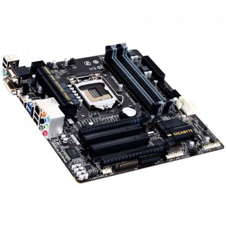 Calculator Gaming Argus E4, Intel Core i5 4590 3.3GHz, GIGABYTE B85M-HD3, 16GB DDR3, SSD 250GB, 1TB, Sapphire RX 580 Nitro+ 4GB DDR5 256-bit, HDMI, DVI, 500W