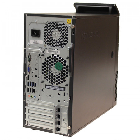 Calculator Lenovo M92P MT, Intel Core i3 3220 3.3GHz, 4GB DDR3, 250GB, DVD-RW