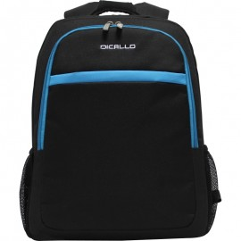 Poze Dicallo Rucsac notebook 15.6 inch LLB9256B Black - Blue
