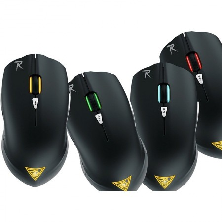 Kit Gaming Gamdias OUREA E1, Mouse optic, 4000DPI, 6 butoane, Iluminare LED, MousePad NYX E1