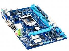Poze KIT Placa de baza Gigabyte GA-H61M-DS2 DVI, LGA1155 + Intel Core i3 3220 3.3GHz + Cooler + 4GB DDR3