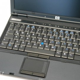 Poze Laptop HP NC6400 Intel Core 2 Duo T5500 1.66GHz, 2GB DDR2, 80GB, DVD-ROM