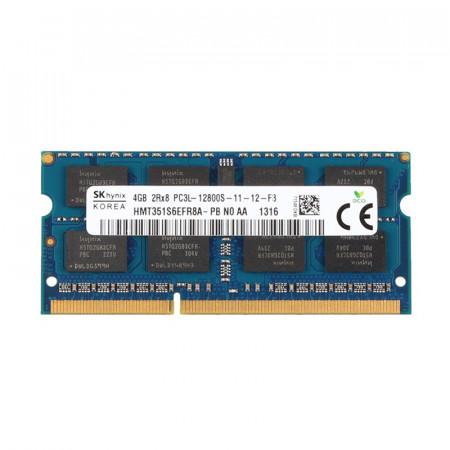 Memorie 4GB Hynix DDR3 1600MHz SODIMM 2RX8 PC3