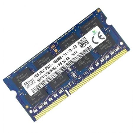 Memorie 8GB HYNIX DDR3 PC3L, 1600MHz, SODIMM, 2RX8