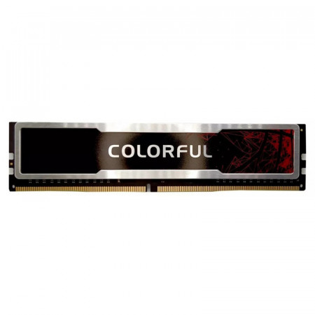Memorie Gaming Colorful 8GB DDR4 3000MHz, CL16, 1.35V
