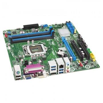 Placa de baza Intel DQ87PG, LGA1150, 4th gen, 4x DDR3, 6x SATA III, PCI Express 3.0