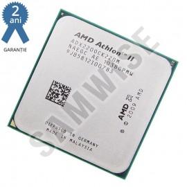 Procesor AMD Athlon II X2 220 2.8GHz, 1MB Cache, Socket AM2+ AM3, 64-Bit