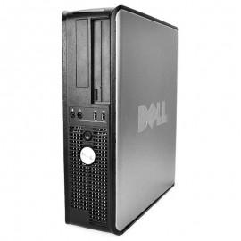 Calculator DELL Optiplex 745 DT, Video GMA3000, PCI-Express, SATA 2, DVD-ROM