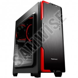 Poze Calculator Gaming HALO I7, Intel Core i7 3770 3.4GHz, 8GB DDR3, HDD 1TB, ATI Radeon RX 550 4GB GDDR5, Chieftec 500W
