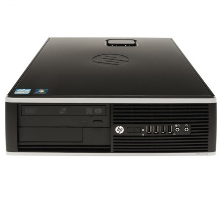 Calculator HP 8100 SFF, Intel Core i5 660 3.33GHz, 8GB DDR3, 500GB, Intel HD Graphics, DVD