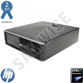 Poze Calculator HP Compaq Pro 6005 SFF, AMD Phenom II X3 B75, 3GHz, 2GB DDR3, 160GB, ATI HD6450 1GB DDR3 64BIT DVI DP, DVD-RW