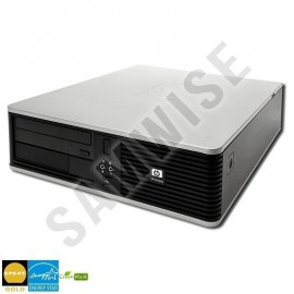 Poze Calculator HP DC5850 SFF, AMD Athlon II X2 250 3GHz Dual Core, 2GB DDR2, 160GB, ATI Radeon 3100 DVI, DVD-ROM