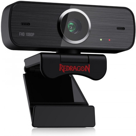 Camera Web Redragon Hitman cu microfon, HD 1080p