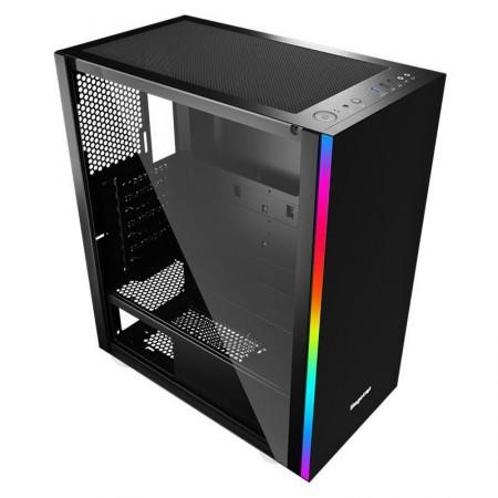 Carcasa Gaming Segotep Mex, Mini Tower, USB 3.0