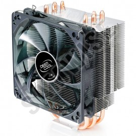Poze Cooler CPU Deepcool GAMMAXX 400 Red