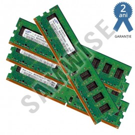 Poze KIT Memorie 4 x 1GB, Samsung, DDR2, 667MHz, PC-2 5300