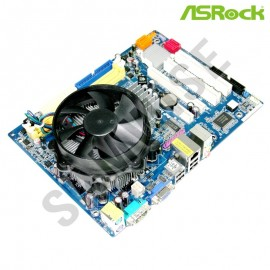 Poze KIT Placa de baza ASRock G31M-GS + Intel Pentium Dual Core E5300 2.6GHz + Cooler 92mm