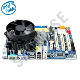 Poze KIT Placa de baza ASROCK G31M-GS + Intel QuadCore Q8200 2.33GHz + Cooler Procesor