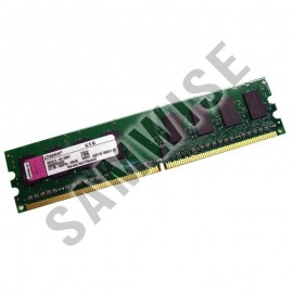 Memorie 2GB DDR2 667MHz, PC2-5300, Kingston pentru calculator, desktop