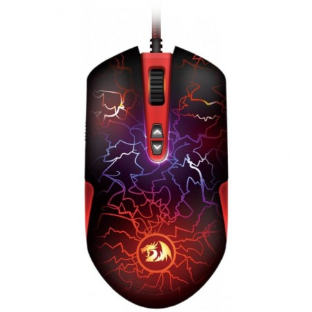Mouse Gaming Redragon LavaWolf 2 RGB, Wired, USB, 10000 dpi